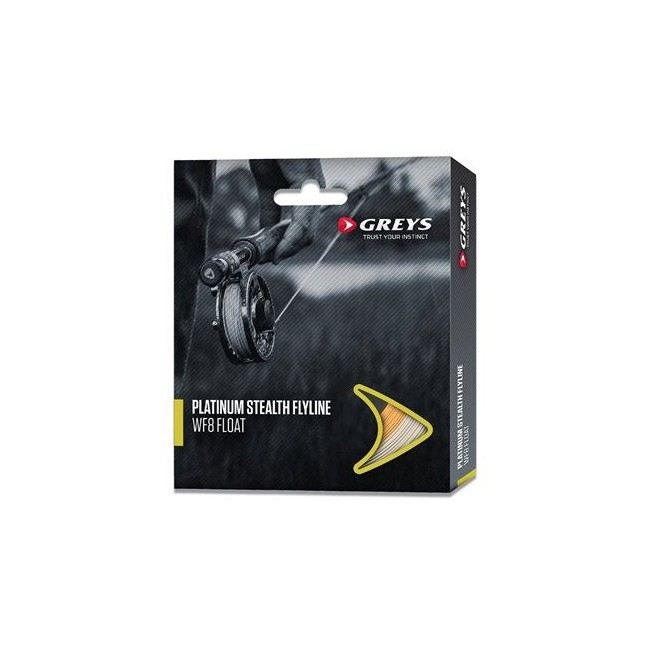 Greys - Platinum Stealth