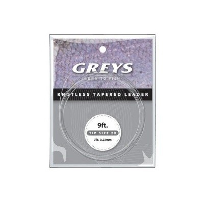 Greys - Knotless Tapered Leader