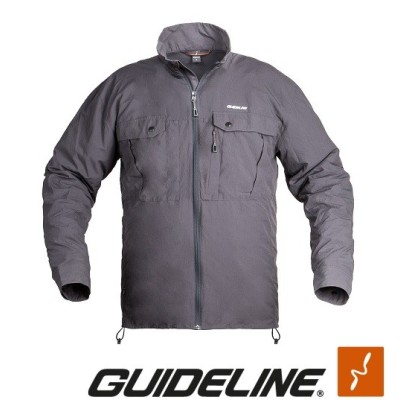 Guideline - Alta Wind Shirt Charcoal