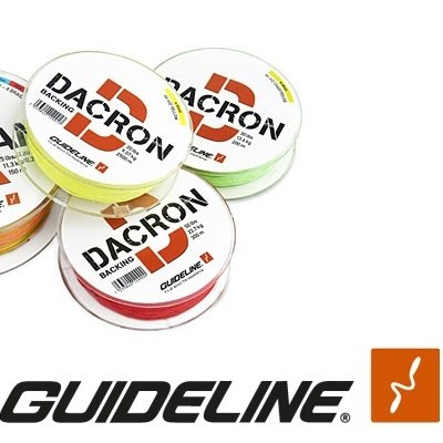 Guideline - Dacron Braided Backing 20lbs