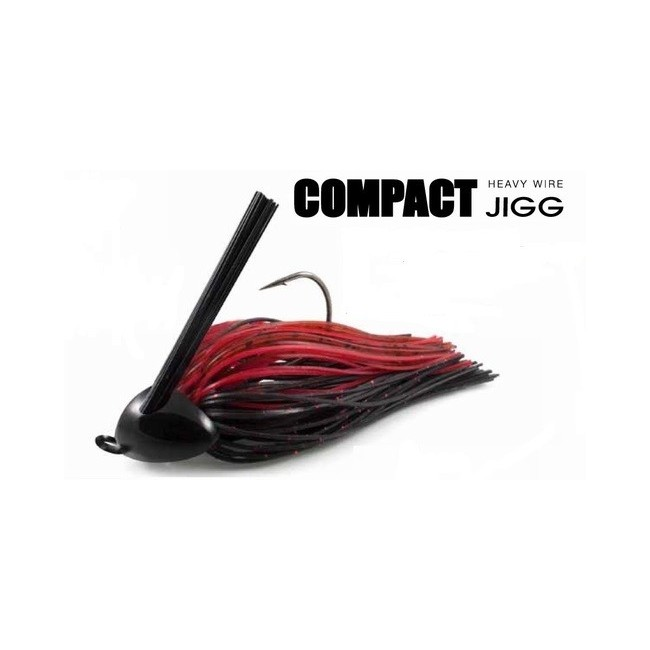 Black Flagg Compact Jigg Heavy Wire 15G