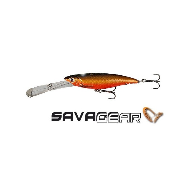 SavageGear 3D Iron Mask Deep Diver 115