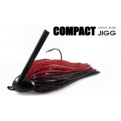 Black Flagg Compact Jigg Heavy Wire 12G