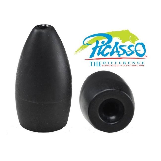 Picasso - Tungsten Flipping  Weights Gunmetal