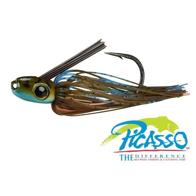 Picasso - Straight Shooter Jig 3/8oz