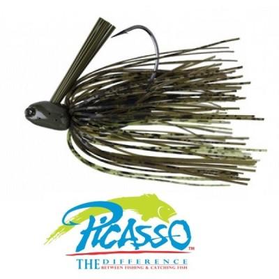 Picasso - Spider Jig Round Bend 1/2oz