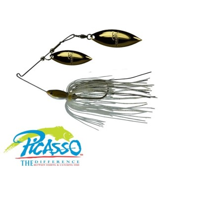 Picasso - Spinnerbait Double Willow 1/4oz