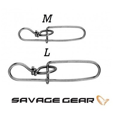 Savage Gear - Staylock Snap L