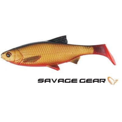 Savage Gear - River Roach Paddletail 18cm