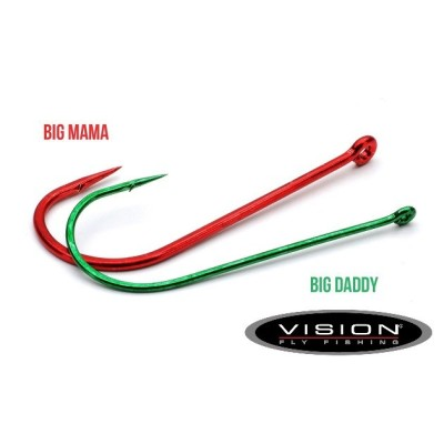 Vision - Big Daddy Fly Hook