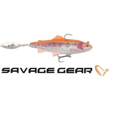 Savage Gear 4D Trout Spin Shad 11cm
