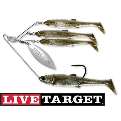 Live Target - Baitball Spinner Rig 1/2oz