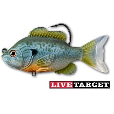 "Live Target - Sunfish Swimbait 5"""