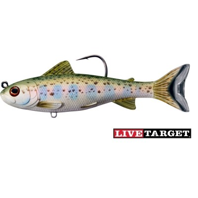 """Live Target - Parr Trout Swimbait 5"""""""