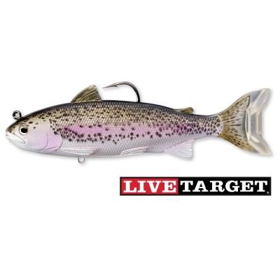 """Live Target - Trout Adult Swimbait 6 1/2"""""""