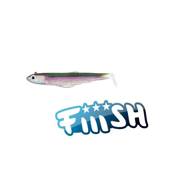 Fiiish - Black Minnow 90 Combo Off Shore 10gr GREEN MORNING