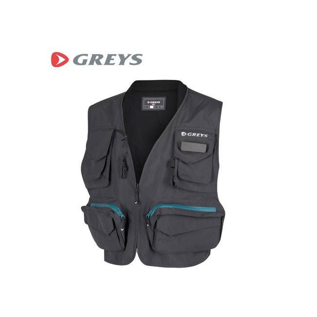 Greys Strata Vest