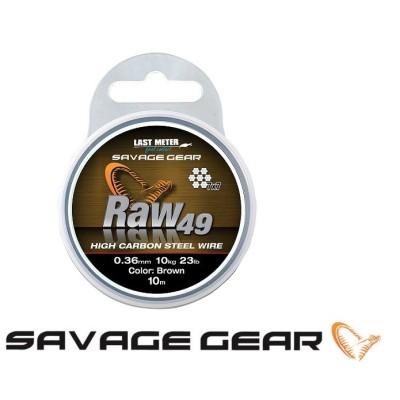 Savage Gear - Raw 49 0.36mm