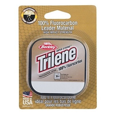 Berkley Trilene 100% fluorocarbon Leader 25mt