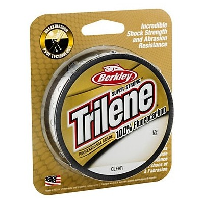 Berkley Trilene 100% XL fluorocarbon  150mt