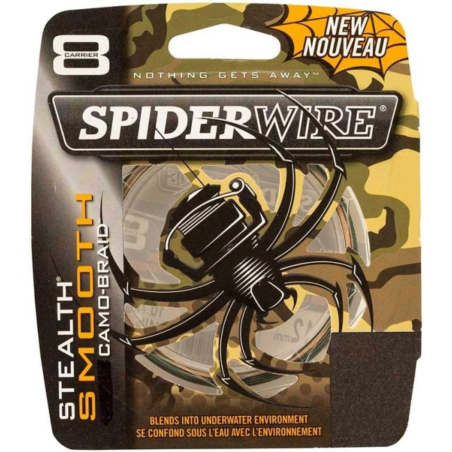 Spiderwire - Stealth Smooth 8 Camo