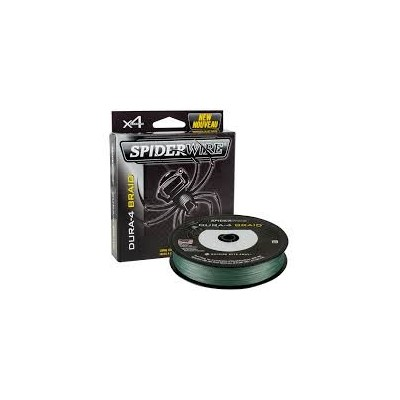 Spiderwire - Dura 4 Braid Green