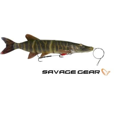 Savage Gear 4D Line Thru Pike 37cm