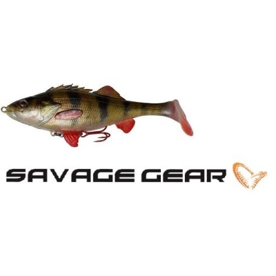 Savage Gear 4D Perch Shad 12,5cm