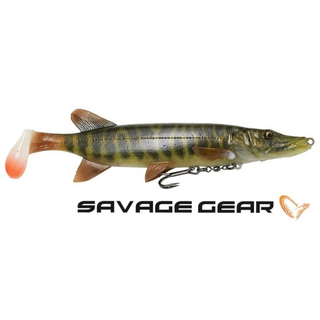 Savage Gear 4D Pike Shad 20cm