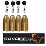 Savage Gear Brass Bullet Kit 5g