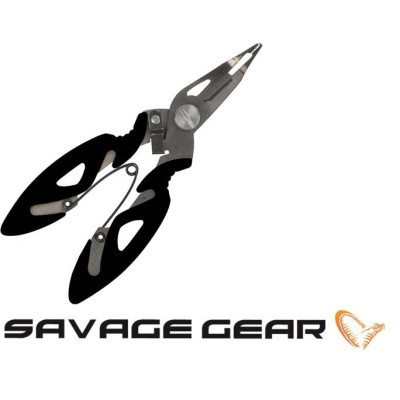 Savage Gear Mini Splitring and Braid Cutter