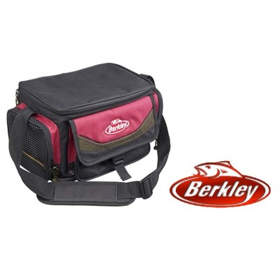 Berkley - System Bag Red-Black + 4 Boxes