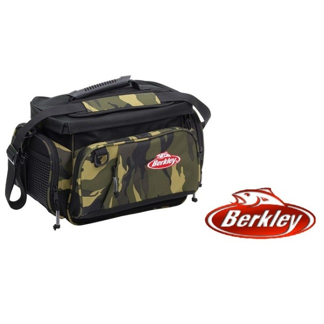 Berkley - Camo Shoulder Bag