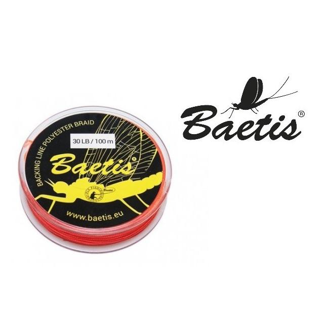 Baetis Backing 20LB 100mt