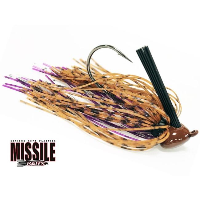 Missile Baits Ike's Head Banger Jig