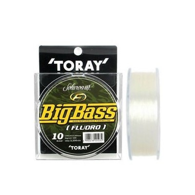Toray - Solaroam Big Bass fluoro