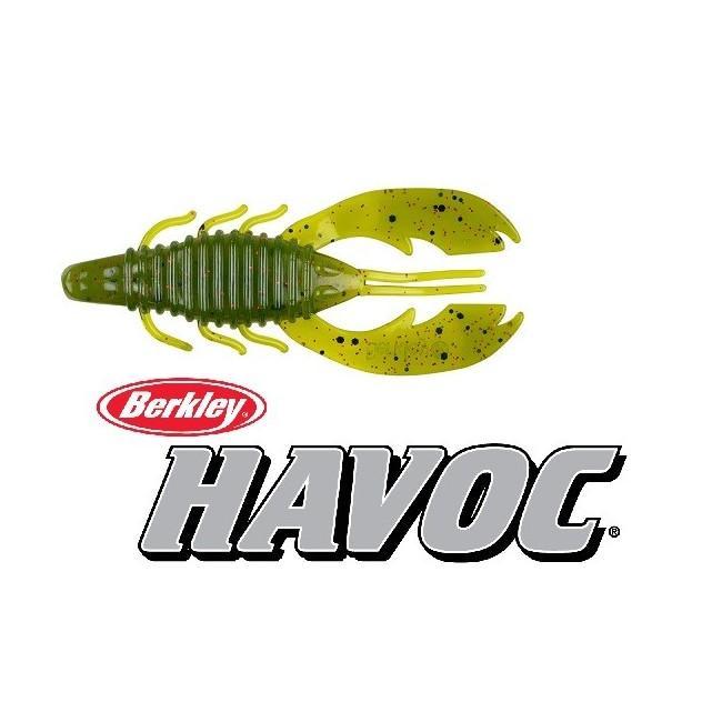 Berkley - Havoc Craw Fatty Jr 3,25in