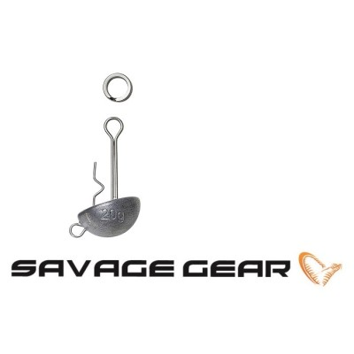 Savage Gear - Punch Rig Heads