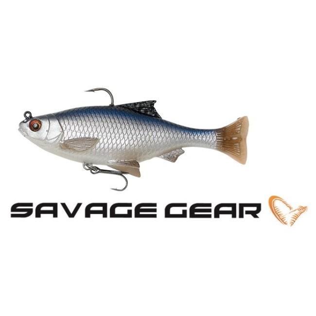 Savage Gear 3D  Pulse Tail Roach 13cm
