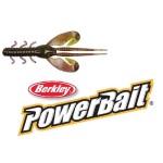 "Berkley - PowerBait Rocket Craw 4"""