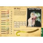 "Damiki Love Tail 5"""