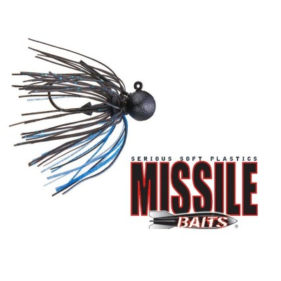 Missile Baits Ike's MICRO FOOTBALL jig 3/8