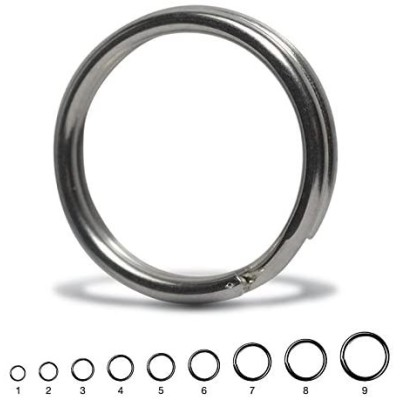VMC 3561  STAINLESS X-STRONG  SPLIT RING