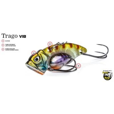 Molix - Trago Vib Tail 1/2oz