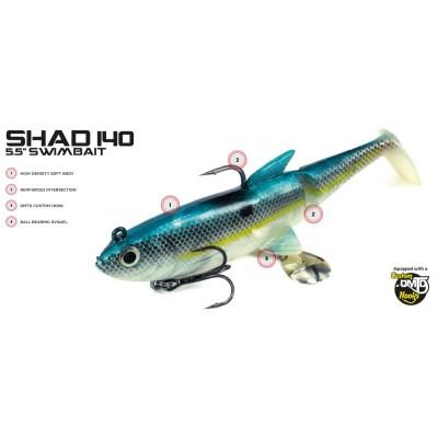 Molix - Shad 140 60gr
