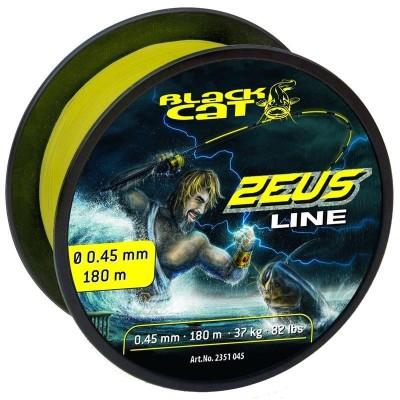 Black Cat - Zeus Line 0.45mm 180mt