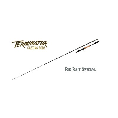Fox Rage - Terminator Big Bait Special Rod