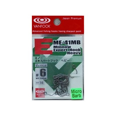 Vanfook Minnow Hook ME-41MB