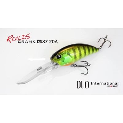 Duo Realis Crank G87 20A